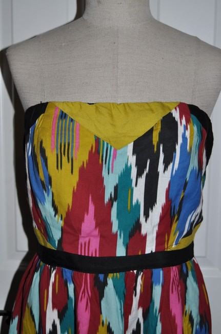 Silence + Noise short dress Multi-Color Southwestern Navajo Ikat Fiesta Resort on Tradesy