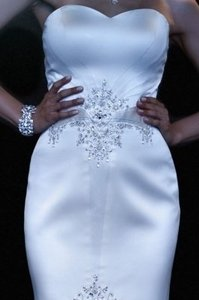 Matthew Christopher Sasha Wedding Dress