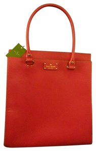 Kate Spade Wellesley Tote in Pink