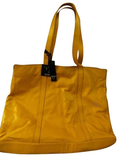 Preload https://item1.tradesy.com/images/latico-new-yellow-leather-tote-5192500-0-1.jpg?width=440&height=440