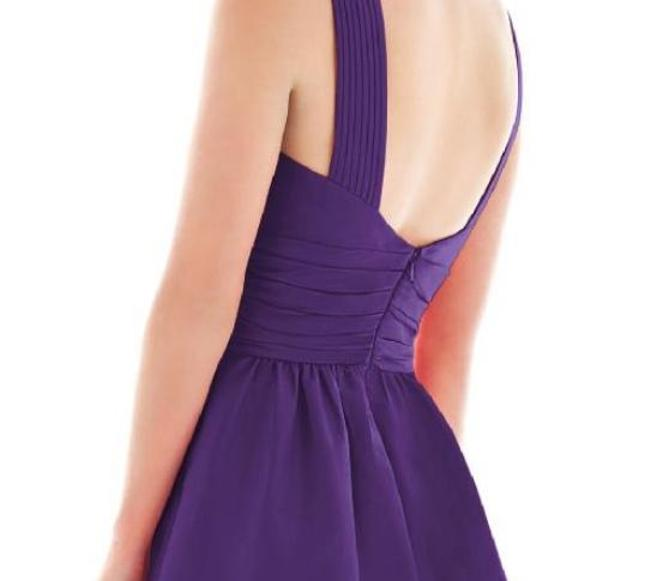 Alfred Sung Halter Dress