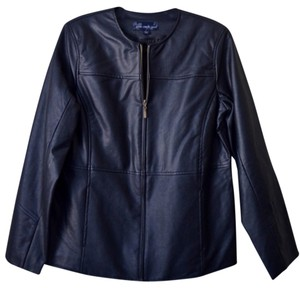 Susan Graver Motorcycle Jacket