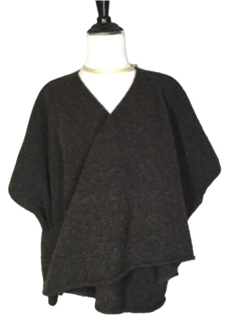 Eskandar Hand Loomed Scotland Warm Soft Sophistacated Wrap Non-itch Plus X Full Figure Sweater