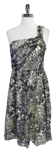 Preload https://item3.tradesy.com/images/jcrew-grey-and-white-print-silk-one-shoulder-above-knee-short-casual-dress-size-4-s-5193802-0-0.jpg?width=400&height=650