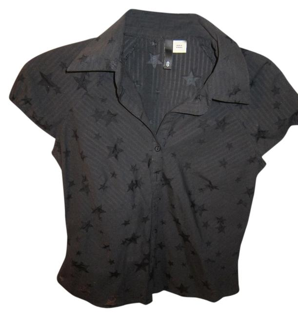 Preload https://item5.tradesy.com/images/h-and-m-black-blouse-size-8-m-5193874-0-0.jpg?width=400&height=650