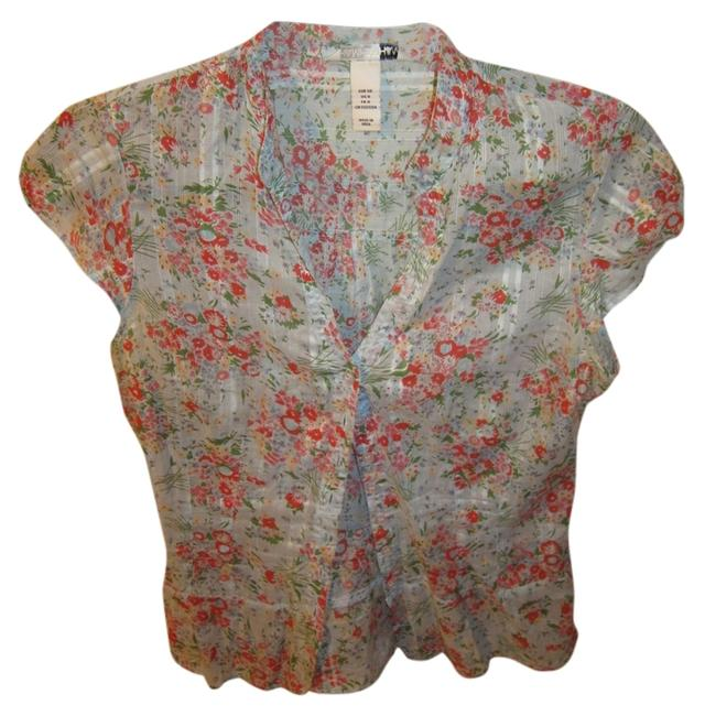 Preload https://item2.tradesy.com/images/h-and-m-red-and-light-blue-blouse-size-8-m-5194201-0-0.jpg?width=400&height=650