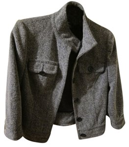 Mossimo Supply Co. Tweed/Grey Jacket
