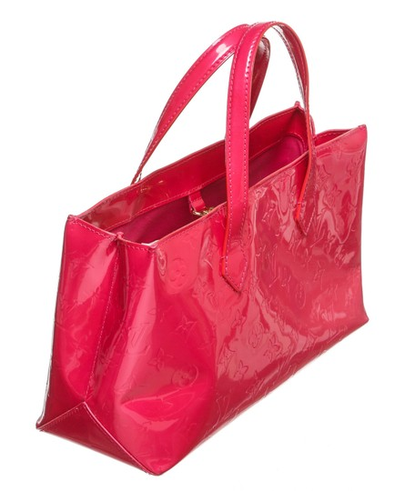 Louis Vuitton Tote in Framboise