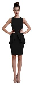 Erin Fetherston Stretchy Knit Peplum Dress