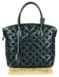 Louis Vuitton 2011 Limited Satchel in Green