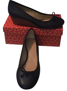 Tory Burch Blac Wedges