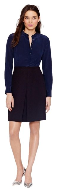 Preload https://item1.tradesy.com/images/jcrew-navy-and-black-above-knee-workoffice-dress-size-0-xs-5196130-0-0.jpg?width=400&height=650