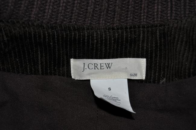 J.Crew Corduroy Snaps Sweater Collar Coat