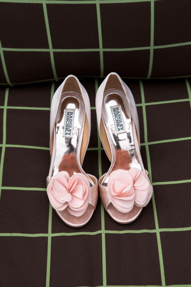 Badgley Mischka Badgley Pink Mischka Pumps BW0w1qg