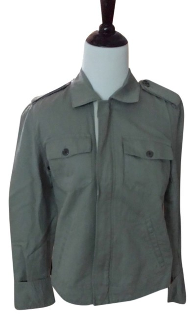 Vincent Camuto Military Jacket