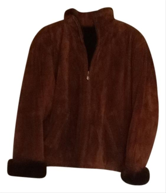 Preload https://item5.tradesy.com/images/talbots-rich-mahogany-brown-with-darker-lining-and-trim-fur-coat-size-8-m-519639-0-0.jpg?width=400&height=650