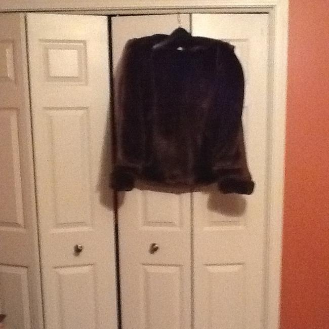 Talbots Fur Coat