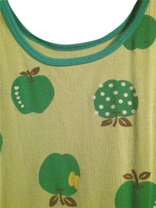 dELiA's Top Green / Black