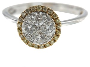 Other Ladies Yellow Diamond Ring