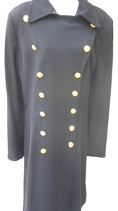 Ralph Lauren Military Navy Coat