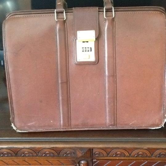 Vtg.Coach Gladstone briefcase Laptop Bag