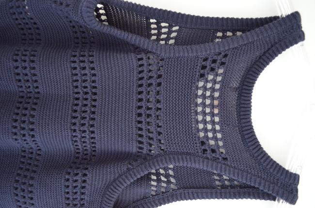 Other Knit Racerback Sweater