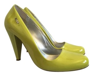 Richmond Light green Pumps