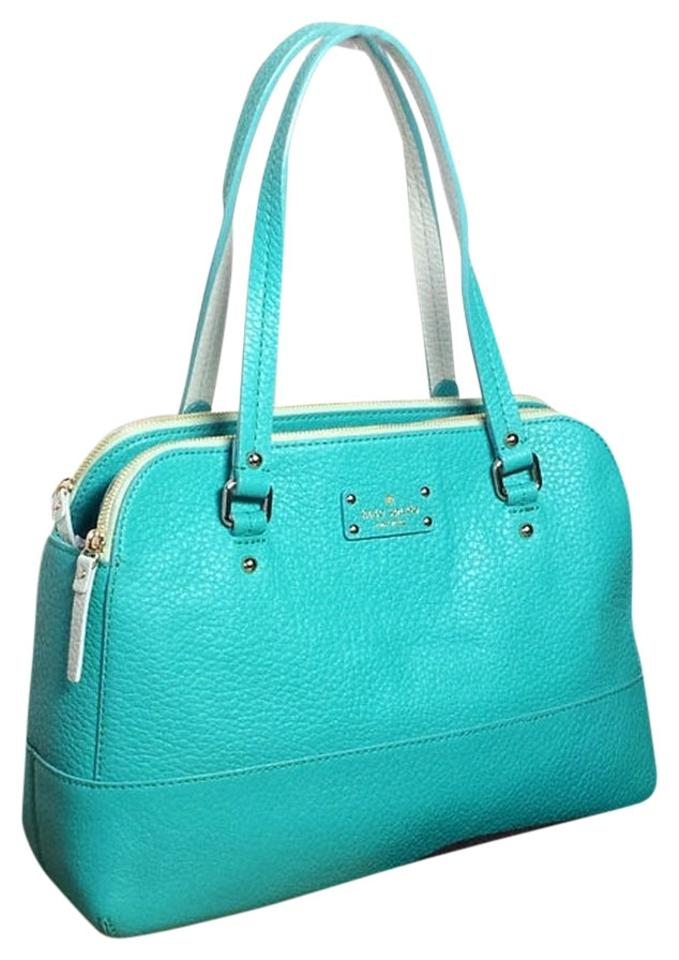 Kate Spade New York Grove Court Lainey Leather Tote Faded