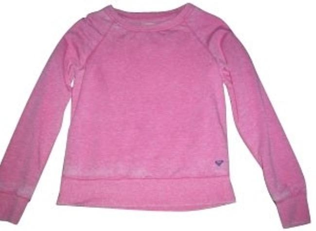 Preload https://item1.tradesy.com/images/roxy-pink-sweaterpullover-size-8-m-520-0-0.jpg?width=400&height=650