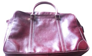Gucci Computer Leather Faux Bussiness Tote Handbag Carry On Weekend Travel Laptop Bag