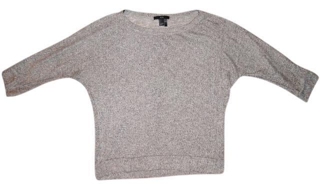 Forever 21 Oversized Loose Knitted Sparkle Sweater