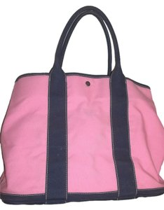 J.Crew Beach Tote in pink