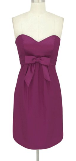 Preload https://item4.tradesy.com/images/purple-satin-polyester-sweetheart-bow-formal-sizesmall-feminine-bridesmaidmob-dress-size-6-s-520053-0-0.jpg?width=440&height=440