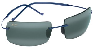 Maui Jim Maui Jim Blue/Grey Lenses Polarized 517-03 Sunglasses