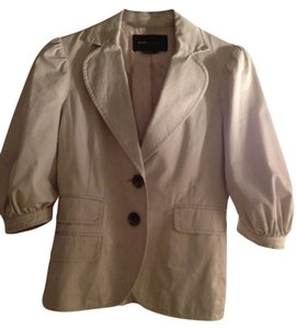 BCBG Office Work Wear Khaki Blazer