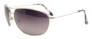 Maui Jim Maui Jim Silver/Grey Lenses Polarized GS248-17 Sunglasses