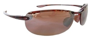 Maui Jim Maui Jim Brown/Brown Lenses Polarized 405-10 Sunglasses