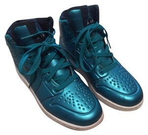 Air Jordan Teal Athletic