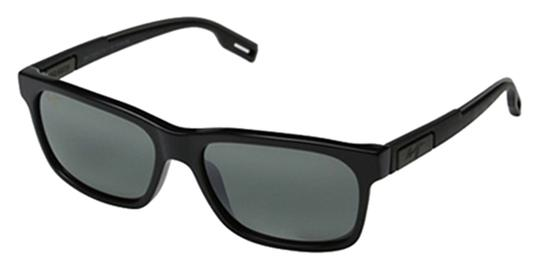Maui Jim Maui Jim Black/Grey Lenses Polarized 284-02 Sunglasses
