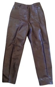 Trouser Pants Chocolate Brown