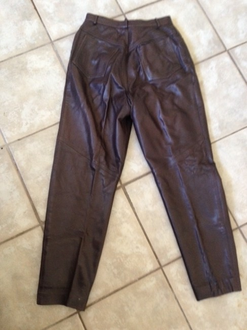 Other Trouser Pants Chocolate Brown