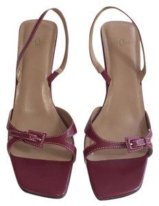 Anne Klein Red Sandals