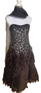 Liancarlo Couture Neiman Mancus Embroidered Dress