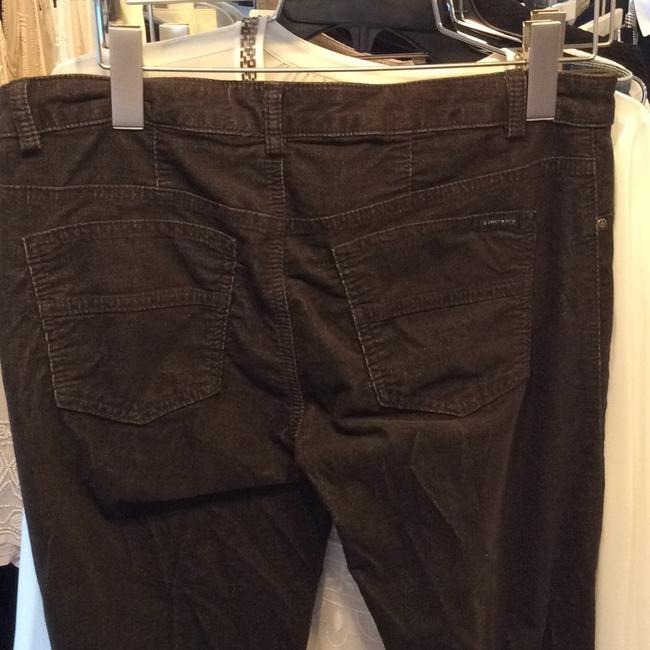 Sanctuary Straight Pants Olive