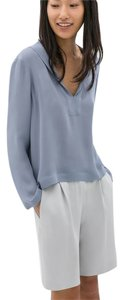 Zara Top Light blue