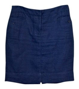 Eileen Fisher Skirt navy blue
