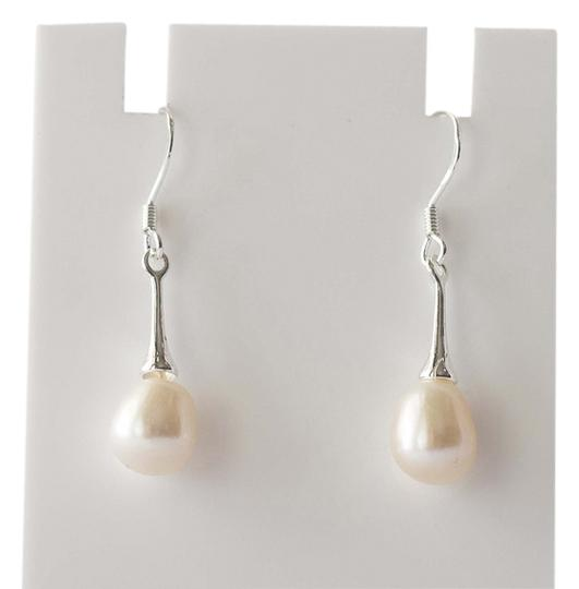 Other South Sea Pearl Sterling Silver Dangle Earrings