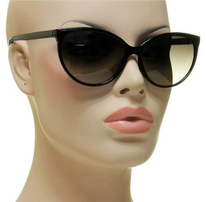 Other Women's Black Cat Eye Sunglasses Retro Classic Designer Vintage Fashion Shades