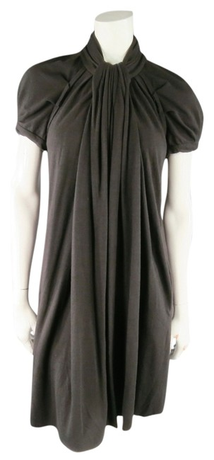 Preload https://item2.tradesy.com/images/marc-jacobs-draped-drape-turtleneck-dress-brown-5205931-0-0.jpg?width=400&height=650