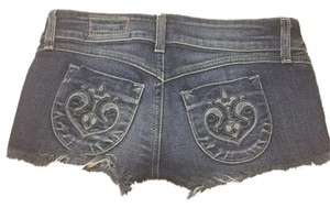 Siwy Cut Off Shorts Blue denim